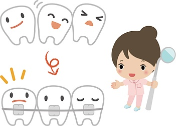 Paediatric dental surgery - Freesia Alba - Lausanne